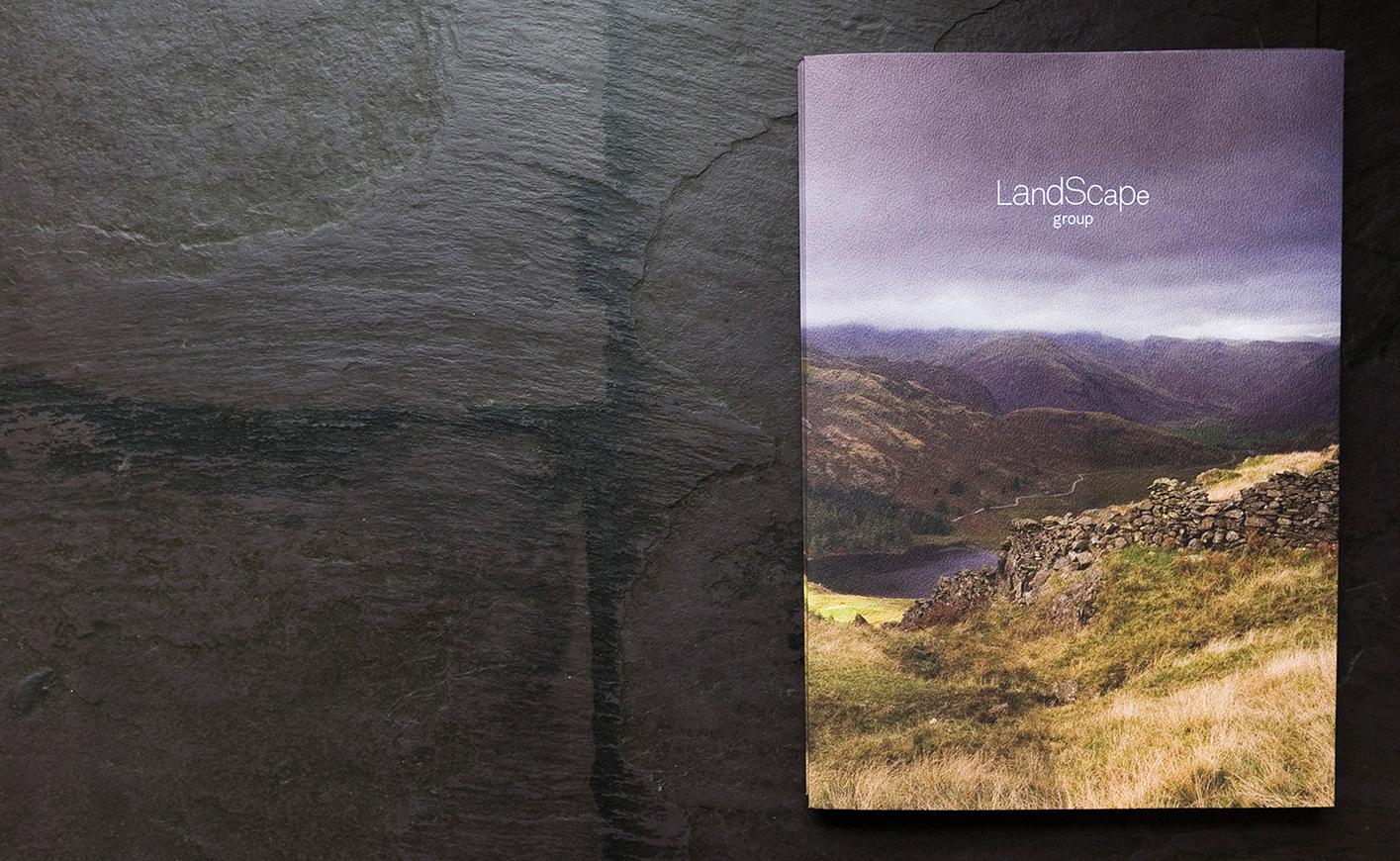 Landscape Group Presentation Folder
